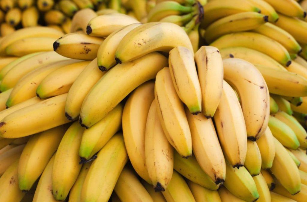 Bananer, de fede frugter