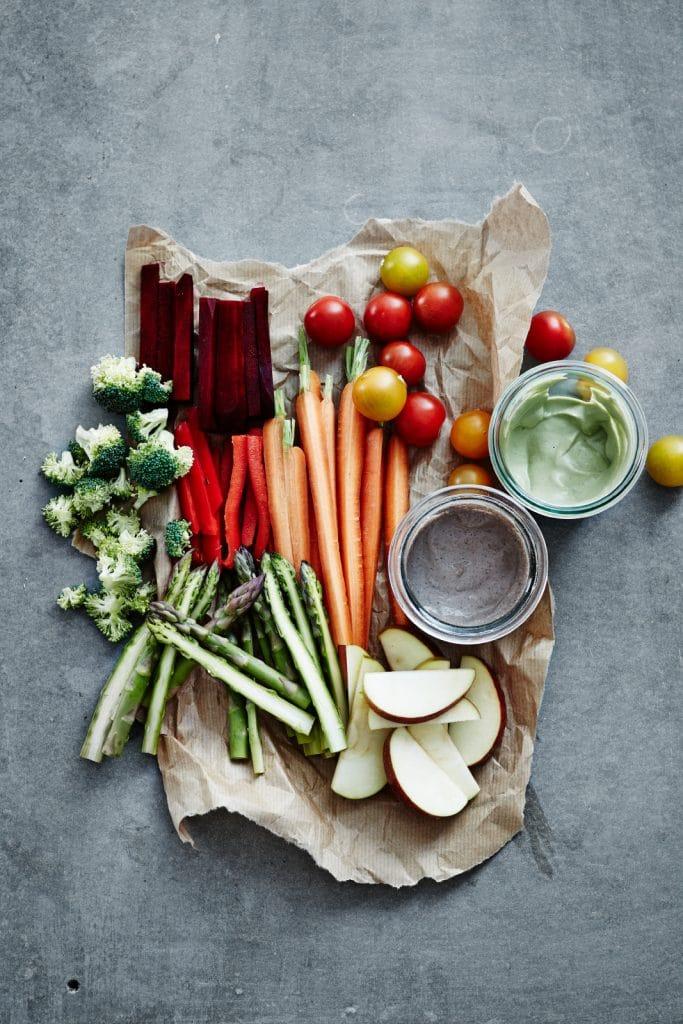 dip til grøntsager