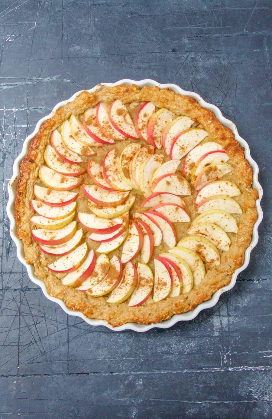 Æblekageopskrif