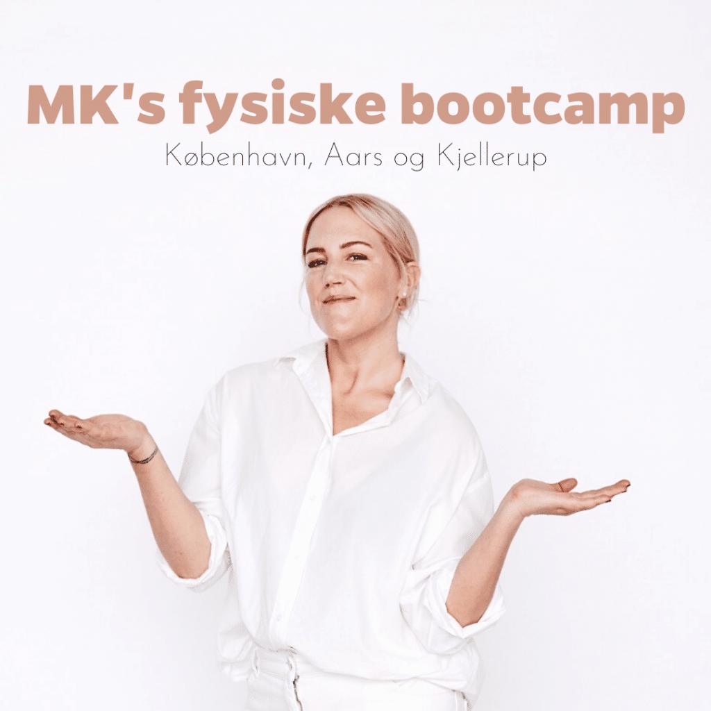 MK's fysiske bootcamp