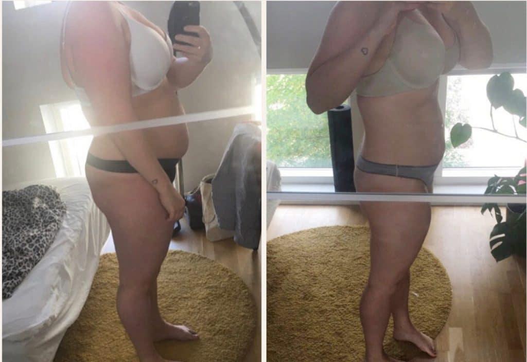 Vægttab – Maia