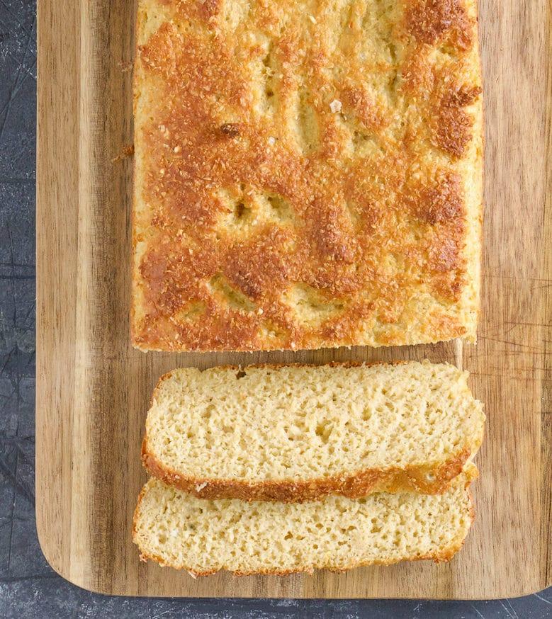 Lav glutenfri franskbrød af skyrbolledejen