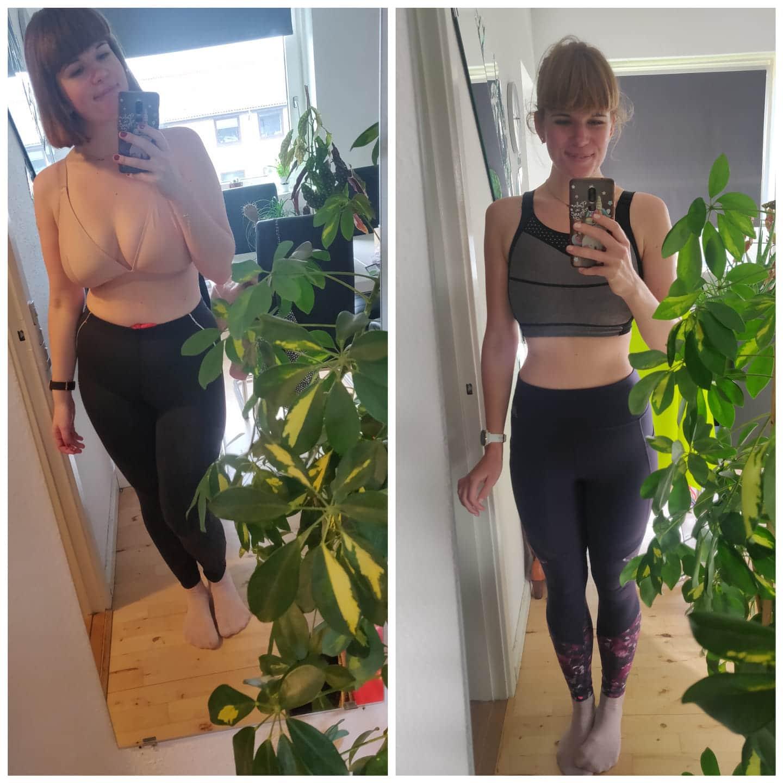 Sarahs flotte vægttab