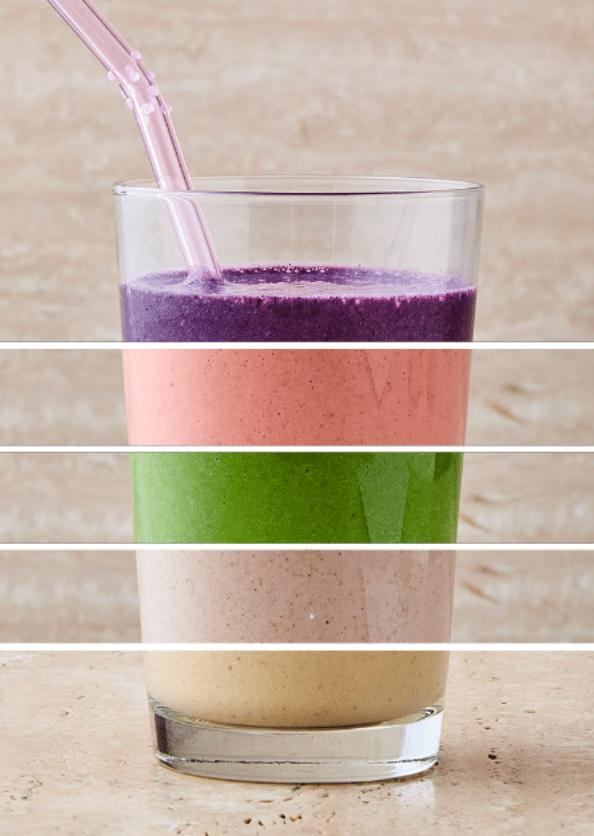 Sunde smoothies efter MK principper