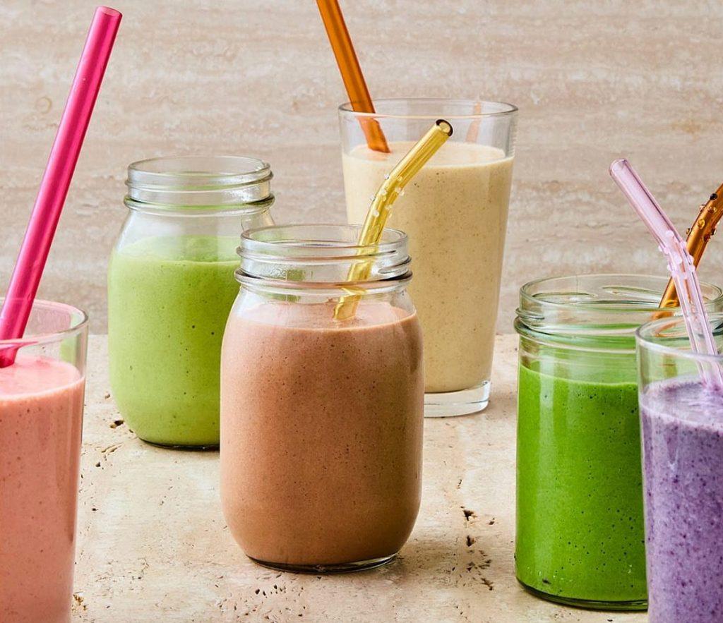 Sunde og mættende smoothies