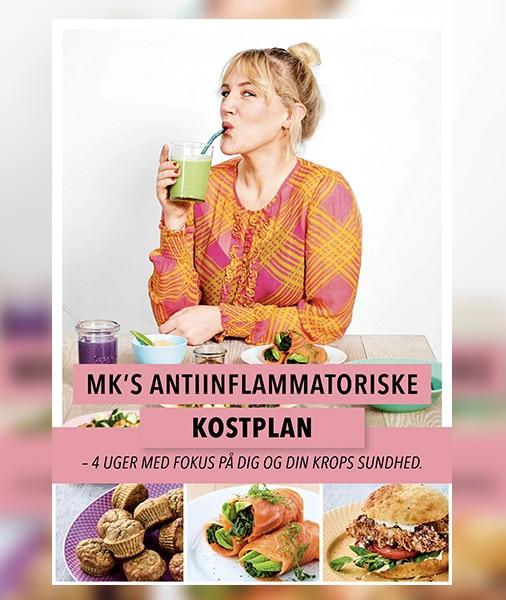 MK's antiinflammatoriske kostplan
