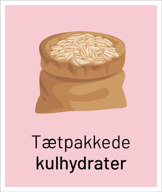 Sådan skal du spise dine tætpakkede kulhydrater