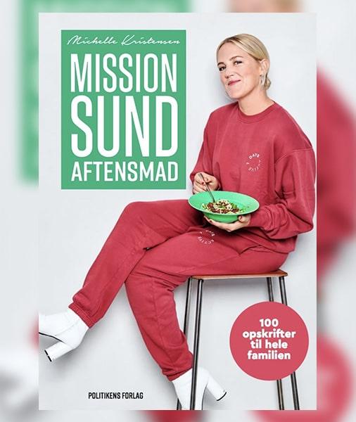 Få 100 sunde aftensmadsopskrifter i 'Mission sund aftensmad'