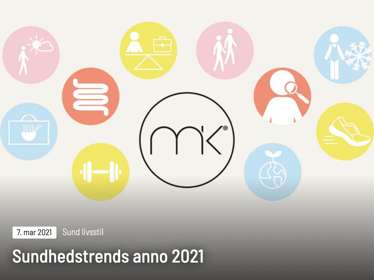 Læs om forskellige sundhedstrends anno 2021