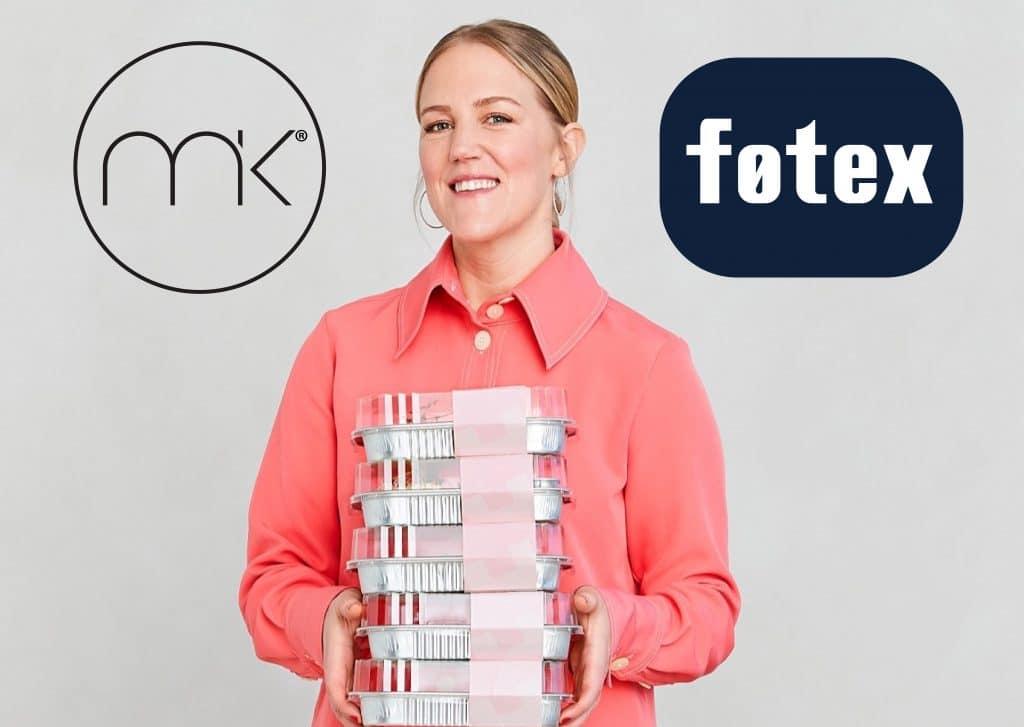 MK og Føtex samarbejder om simpel sundhed