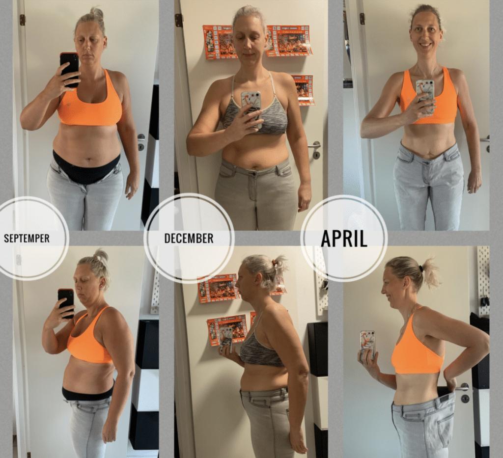 Lise holder sig vægtstabil