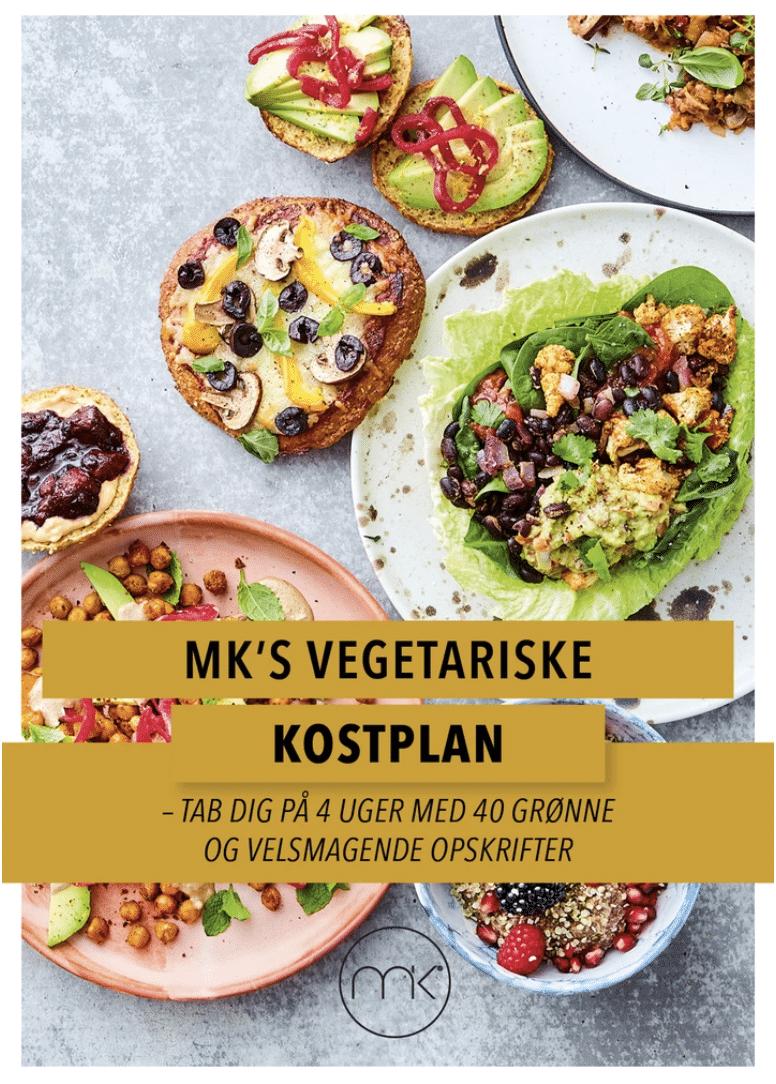 MK's vegetariske kostplan