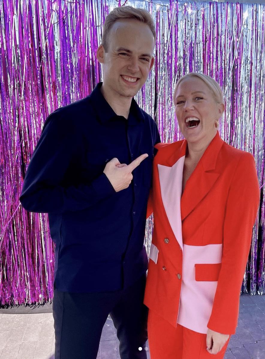 Michelle skal danske med Mads Vad i Vild med dans
